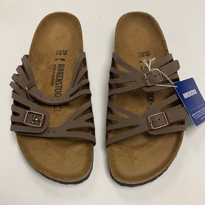 Birkenstocks Granada sandals